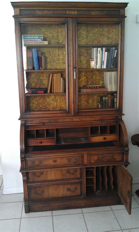 antique desks for sale antique secretary desk bookcase very fine 1870 1900 roll