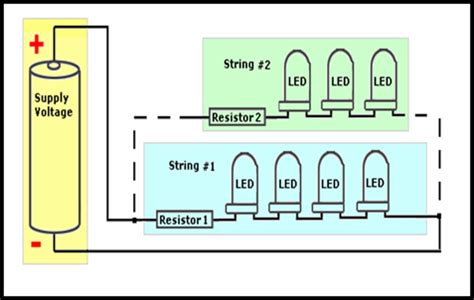 Series Parallel Led Calculator Engineers Edge