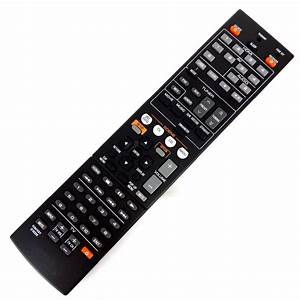 Used Scratc 60  New Original Remote Control For Yamaha