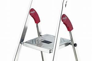 Haushaltsleiter 6 Stufen : hailo aluminium sicherheitsleiter haushaltsleiter l60 easyclix 6 stufen neu ~ Eleganceandgraceweddings.com Haus und Dekorationen