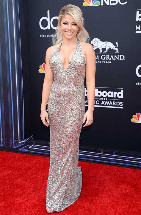 Alexa Bliss Attends 2019 Billboard Music Awards at MGM ...