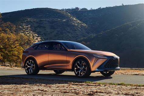 Lexus Carves Out A New Flagship Luxury Crossover With