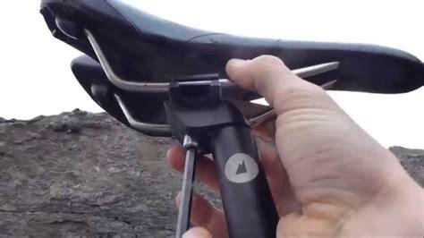 siege velo btwin bien ajuster ou changer la selle de vélo