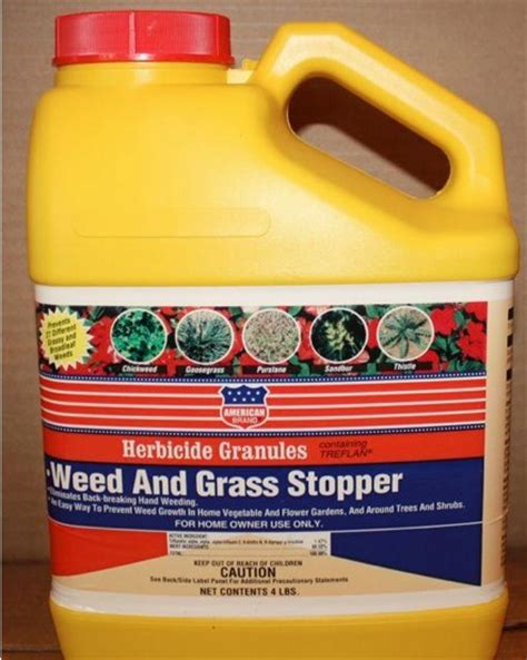 weed  grass stopper stone brothers
