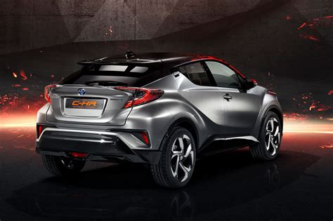 crossover toyota crossover gets cross c hr hy power concept shows what 39 s