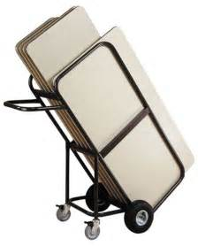 Mity Lite Folding Chair Cart by Mity Lite Rt Cart Upright