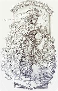Aquarius by clayscence on DeviantArt