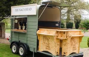 Horse Trailer Conversion Food Truck
