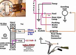 1968 Camaro Fuel Gauge Wiring Diagram 24261 Ilsolitariothemovie It