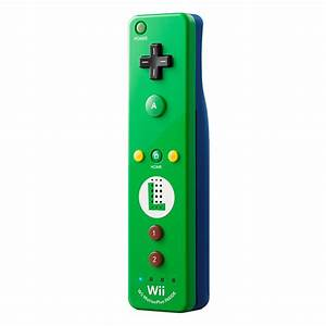 Nintendo Wii U Remote Plus 6 Pack: Mario + Luigi + Peach + Yoshi + Toad & Bowser