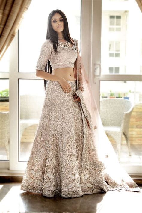 prettiest lehenga choli   engagement outfit