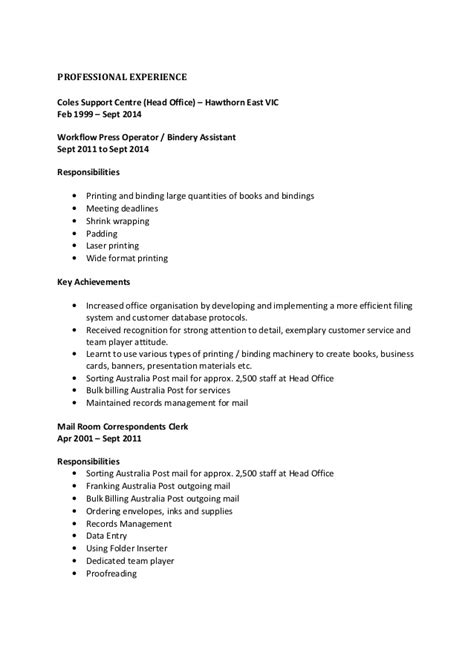 able to work pressure resume resume