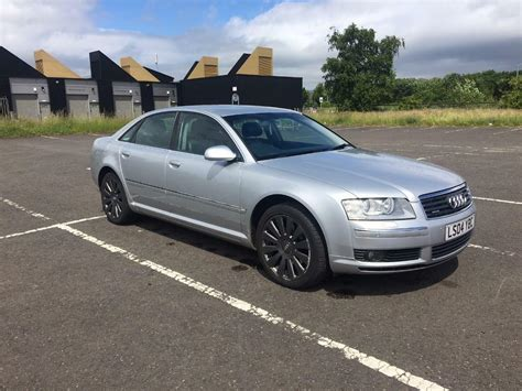 2004 Audi A8 0 60 by 2004 Audi A8 3 0 Tdi Quattro 4dr In Clydebank West