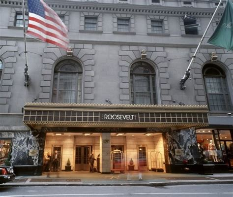 the roosevelt hotel new york city hotel reviews and room