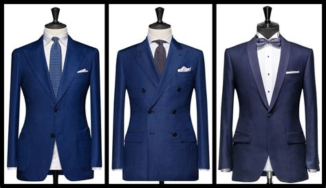 Different Styles Of Suits