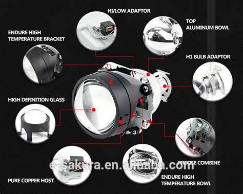 U5 Led Motorcycle Headlight / Motorcycle Fog Lights Led