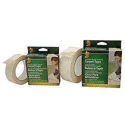Duck Brand Indoor Heavy Traffic Doublesided Carpet Tape