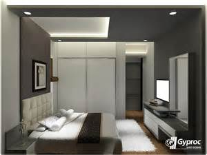 Bedroom Ceiling Design by Let The Shades Of Gray Make Your Luxurious Bedroom Stand