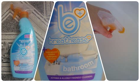 Shower For Asthma by Breathease Allergy And Asthma Friendly Cleaning Review