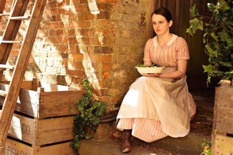 domestic servants  downton abbey part   kitchen