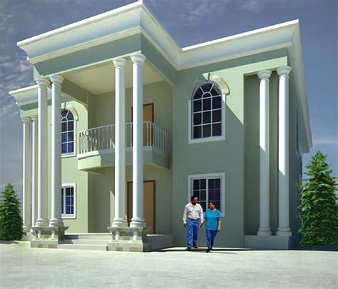 building   elegant  bedroom duplex  port harcourt properties nigeria