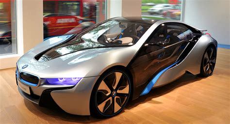 How Much Does A Bmw I8 Cost