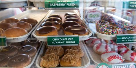 krispy kreme flavors   world