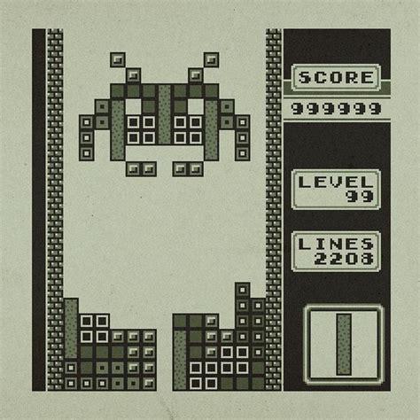 space invaders invade tetris gadgetsin