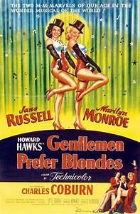 Gentlemen Prefer Blondes Movie Poster | www.pixshark.com ...