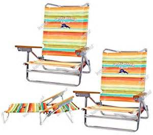 amazon com tommy bahama 5 pos beach chair w embossed