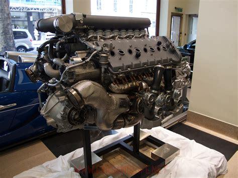 bugatti jet engine bugatti veyron w16 engine and gearbox at hr owen london
