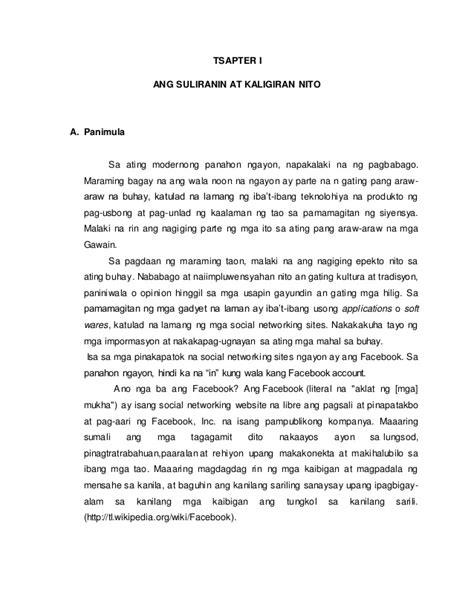 Halimbawa ng thesis tungkol sa bullying