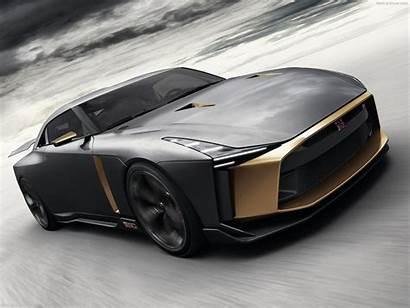 Nissan Gt R50 Concept Italdesign Gtr Prototype