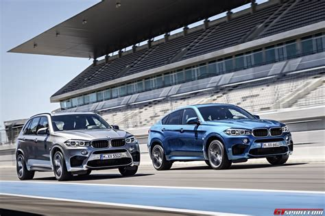 2015 Bmw X5 M And X6 M Ordering Guide Revealed