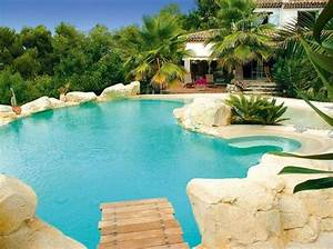 Decoration De Piscine : un coin piscine ultra d co elle d coration ~ Zukunftsfamilie.com Idées de Décoration