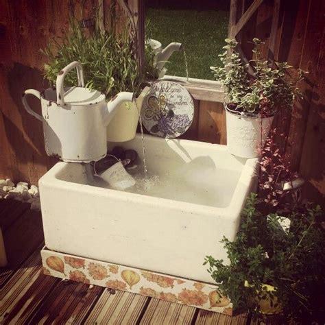 belfastbutler sink upcycled   pretty diy water