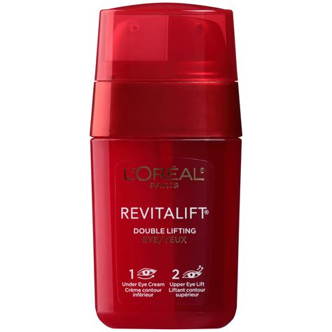 L'Oreal RevitaLift Eye Treatment, Double Lifting, 0.5 fl