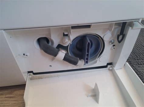 waschmaschine sieb reinigen flusensieb reinigen wie sie das sieb einer waschmaschine