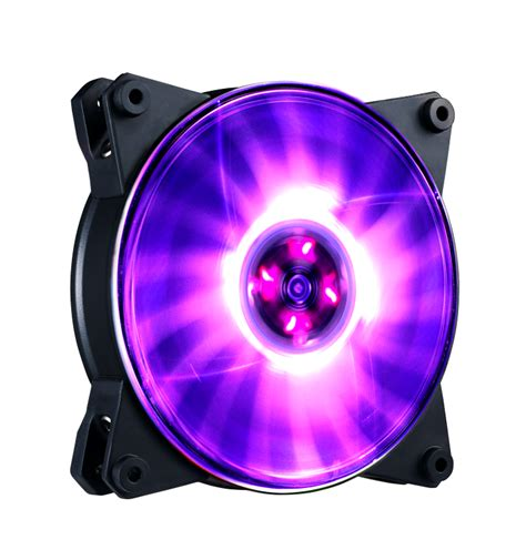 best static pressure rgb fans cooler master completes the masterfan pro rgb series along