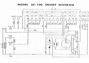 Kaise Sk100 Multimeter Sch Service Manual Download