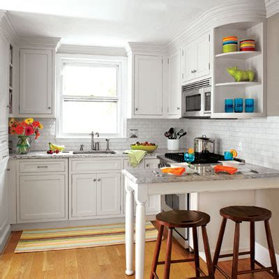 limited room two cooks one small space kitchen this