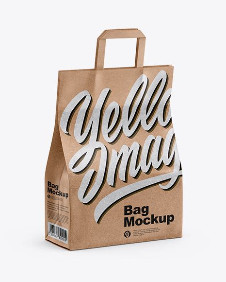 Somehow or the other we all love and enjoy hunting for the best outfits and accessories for ourselves and therefore whenever we get a chance to explore the shops and malls. Kraft Snack Bag Mockup - Kraft Food Bag Mockup - Front ...