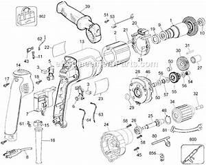 Dewalt Dw235g Parts List And Diagram