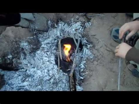 Survival Fire And How To Keep A Fire Going All Night Long