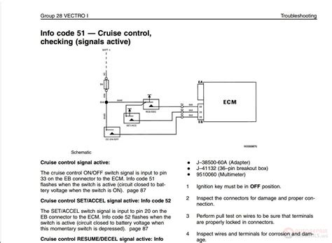 volvo d12 d12a engine control system auto repair manual heavy equipment