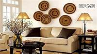 decorating ideas for living room walls 43 living room wall decor ideas - YouTube