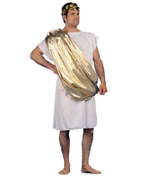 Adult Toga Male Greek Costume - Men Roman Costumes