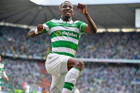 Primier League Standings by Celtic 5 Rangers 1 Moussa Dembele Scores A Hat Trick