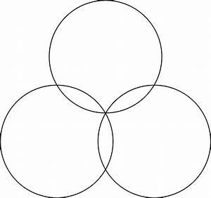 Circular Rosette With 3 Petals