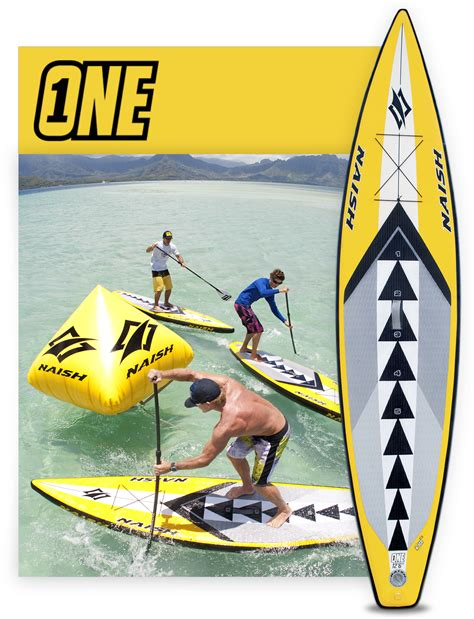 The new Naish ONE Sup | Seabreeze